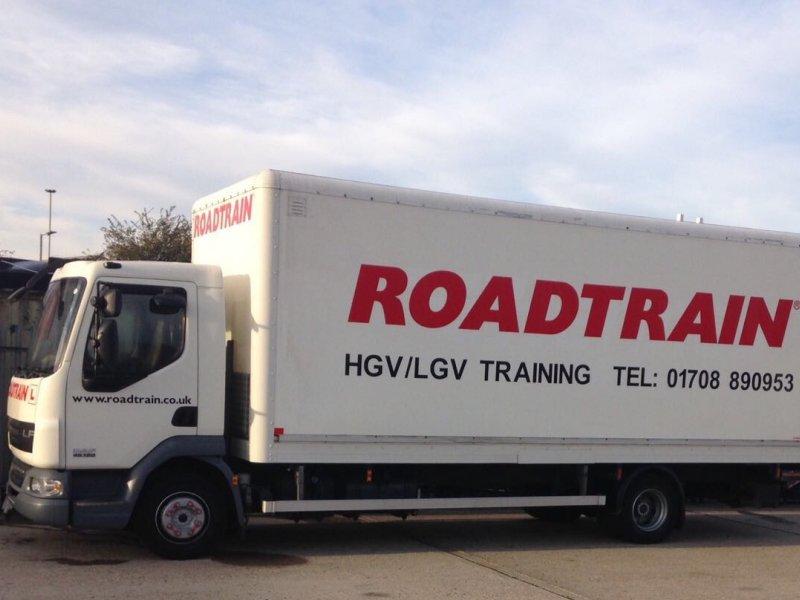 Free HGV / LGV Trial Drive